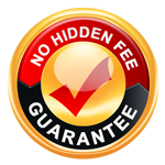 100% full insurance car rentals no hidden fee guarantee