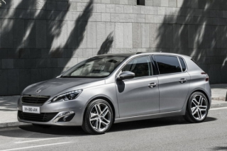 Peugeot 308 100ps 2016-2018 Car Rental in Rethymnon, Crete