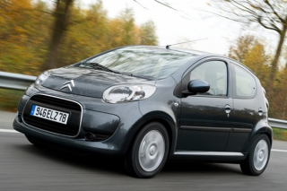 Citroen C1 2014 Car Rental in Rethymnon, Crete