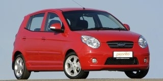 Rental Car KIA Picanto 2013-2014