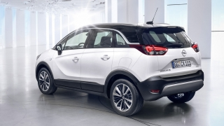 Rental Car Opel Crossland 2020