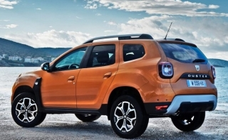 Rental Car Renault Duster 130ps