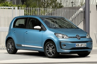 Rental Car Volkswagen Up 2019-20