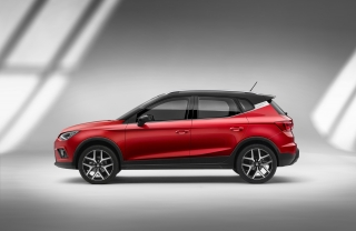 Аренда автомобилей Seat Arona turbo 115ps 2020