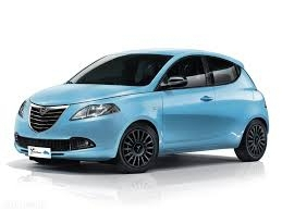 Lancia Ypsilon 2015-2016 Car Rental in Rethymnon, Crete