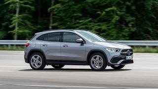 Rental Car Mercedes GLA250E AUTO 218PS