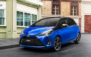 Autovermietung Toyota YARIS 2020 HYBRID 100PS