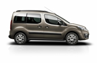 Аренда автомобилей Citroen Berlingo 2017-2019 в Rethymnon, Crete