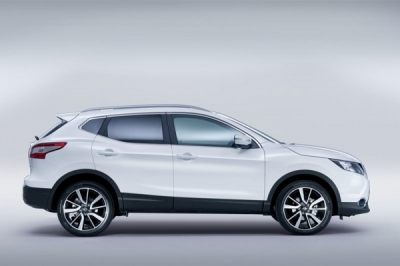 Nissan Qashqai 2015-2016 Car Rental in Rethymnon, Crete