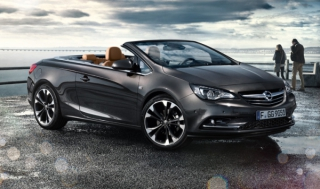 Аренда автомобилей Opel Cascada Turbo 2017-2018 в Rethymnon, Crete