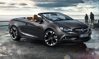 Opel Cascada Turbo 2017-2018 Car Rental in Rethymnon, Crete