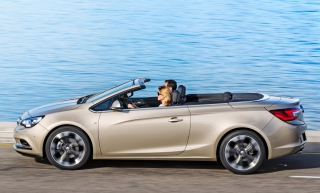 Аренда автомобилей Opel Cascada Turbo Automatic 2017-2018 в Rethymnon, Crete