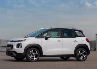 Аренда автомобилей Citroen Aircross turbo 110ps 2018 в Rethymnon, Crete
