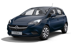 Opel CORSA 90PS 2018-2019 Car Rental in Rethymnon, Crete