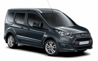 Аренда автомобилей Ford Tourneo Automatic 2018-2019 в Rethymnon, Crete